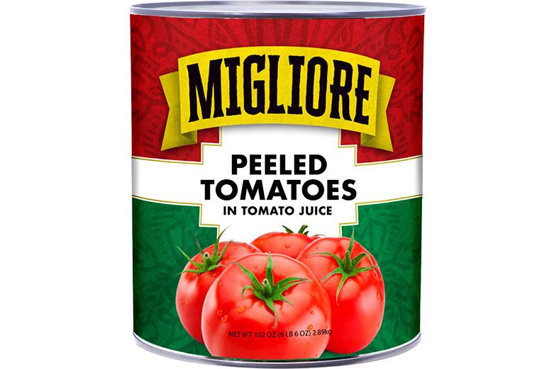 Migliore Whole Peeled Tomatoes