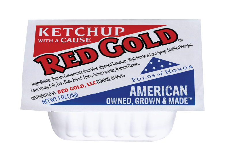 REDYA1Z_RedGold_TomatoKetchup_1ozDipCup_Foodservice