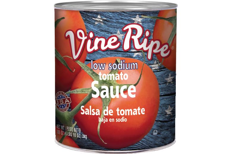 VINHM99_VineRipe_TomatoSauce_Can_106oz_Foodservice